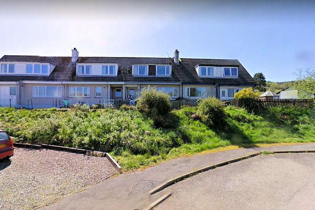 Thumbnail Terraced house for sale in 2 Letter Daill, Cairnbaan