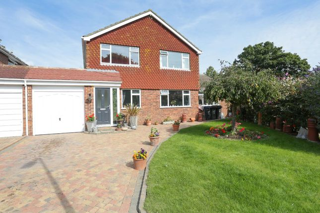 Thumbnail Detached house for sale in Whiteness Green, Broadstairs