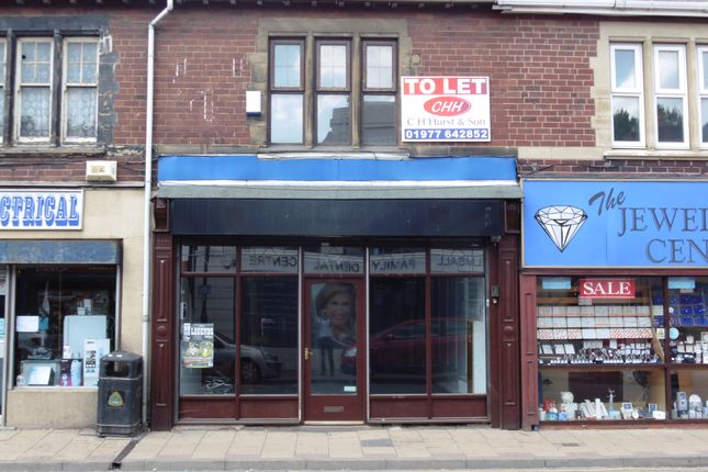 Thumbnail Retail premises to let in Barnsley Road, South Elmsall