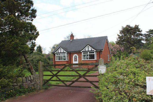 Thumbnail Bungalow for sale in Ramshorn Road, Oakamoor, Stoke-On-Trent