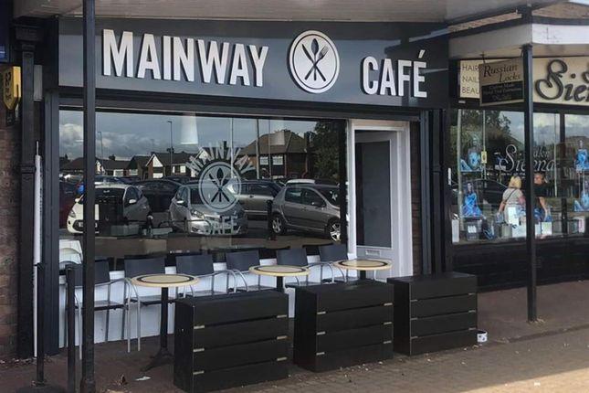Restaurant/cafe for sale in Kirkway, Middleton, Manchester