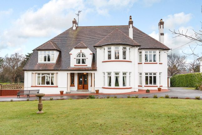Detached house for sale in Llandennis Avenue, Cardiff