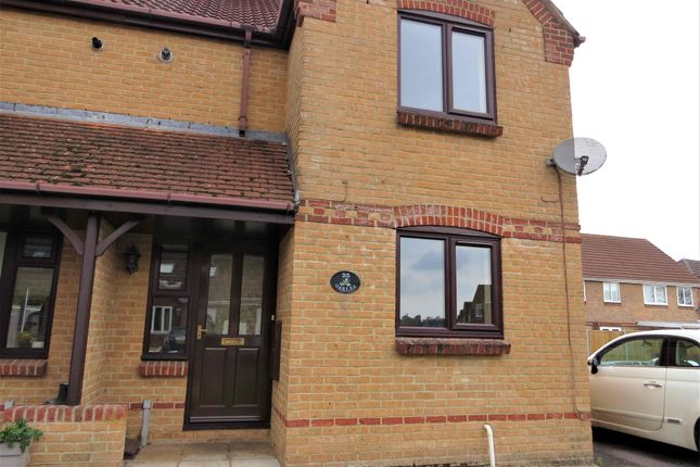 2 bed semi-detached house to rent in Heatherfields, Gillingham, Dorset SP8