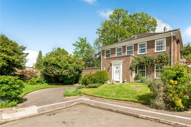 Thumbnail Detached house for sale in Copperfield Way, Chislehurst