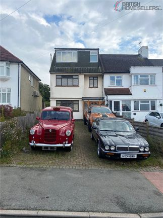 Thumbnail Terraced house for sale in Wickham Chase, West Wickham