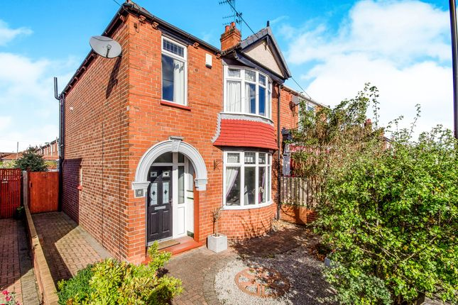 Thumbnail Semi-detached house for sale in Sandringham Road, Town Moor, Doncaster