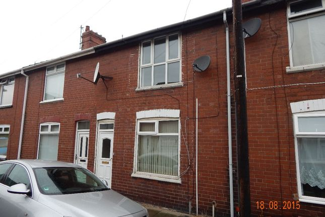 Thumbnail Terraced house to rent in Poplar Terrace, Bentley, Doncaster
