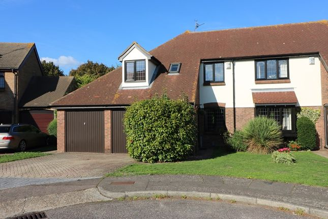 Thumbnail Semi-detached house to rent in Wambrook, Shoeburyness, Southend-On-Sea