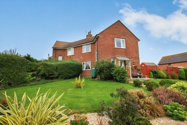 Thumbnail Semi-detached house for sale in Calgary Road, Bexhill-On-Sea