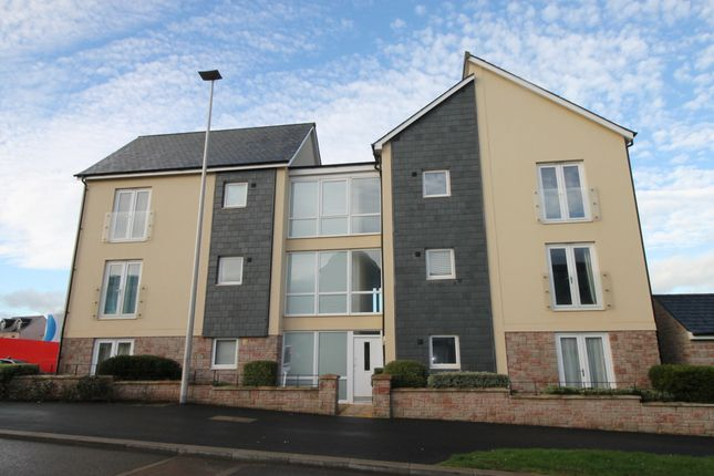 Thumbnail Flat to rent in Younghayes Road, Cranbrook, Exeter