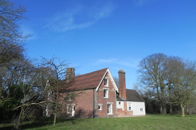 Thumbnail Detached house to rent in Helions Bumpstead Road, Haverhill