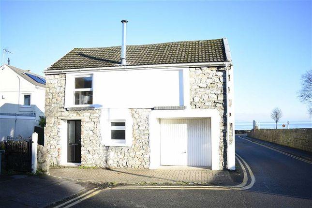 Thumbnail Cottage for sale in Norton Road, Norton, Swansea