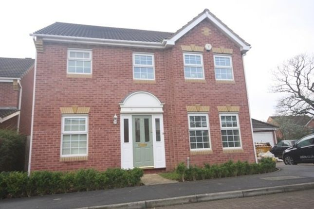 Thumbnail Detached house to rent in Pinkers Mead, Emersons Green, Bristol