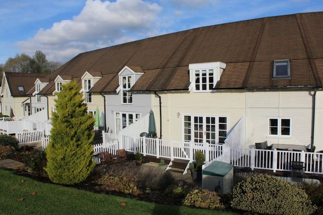 Thumbnail Terraced house for sale in Isis Lake, South Cerney, Cotswolds