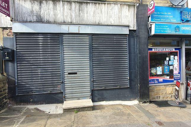 Thumbnail Retail premises to let in Great Horton Road, Bradford, West Yorkshire