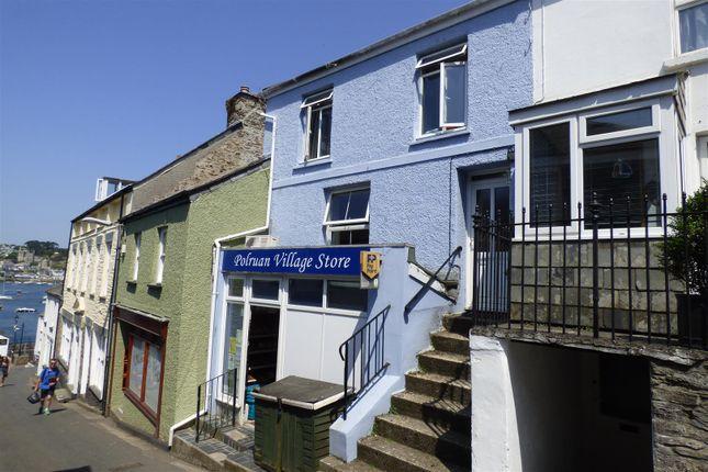 Thumbnail Retail premises for sale in Fore Street, Polruan, Fowey