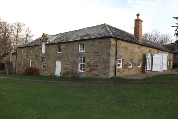 Thumbnail Property to rent in Coachmans Cottage, Busby Hall, Carlton