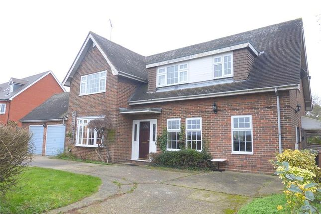 Thumbnail Detached house to rent in Patching Hall Lane, Broomfield, Chelmsford