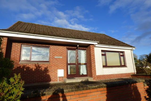 Thumbnail Detached house to rent in Turfbeg Drive, Forfar