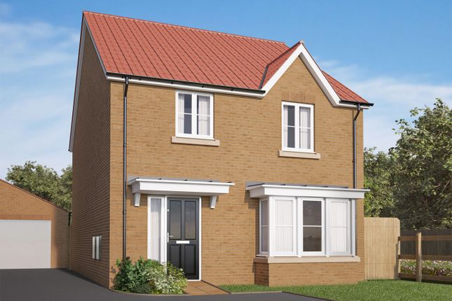 Thumbnail Detached house for sale in Spellowgate, Driffield
