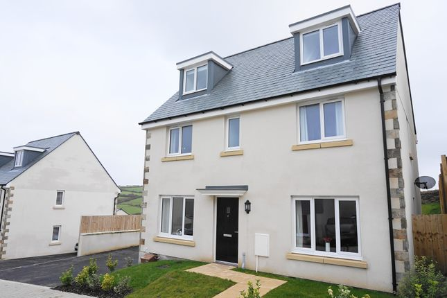 Thumbnail Detached house for sale in Piran View, Perranporth