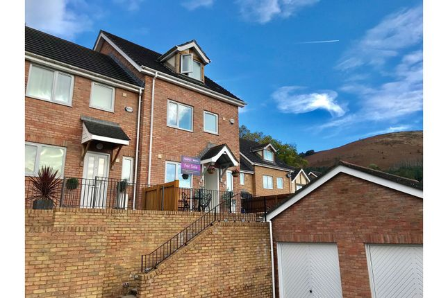 Thumbnail Semi-detached house for sale in Woodside Walk, Newport