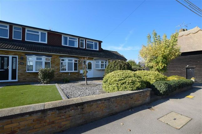 Thumbnail Semi-detached house for sale in High Road, Fobbing, Essex