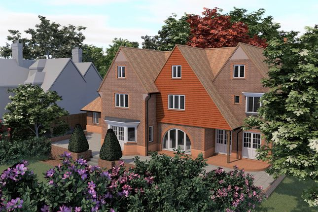 Thumbnail Land for sale in Nursery Road, Walton On The Hill