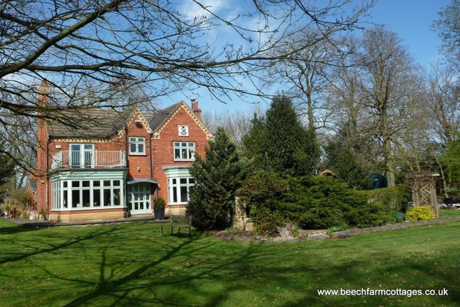 Thumbnail Detached house for sale in Station Road, Tetney, Grimsby