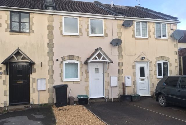 Thumbnail Terraced house to rent in Old Station Close, Cheddar