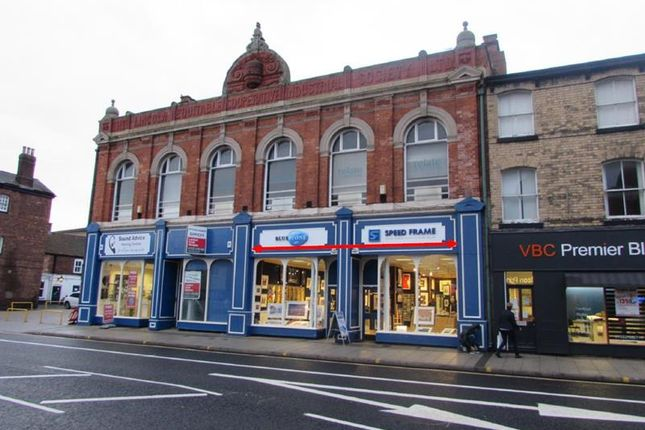 Thumbnail Commercial property to let in Speedframe, 139-140 High Street, Lincoln