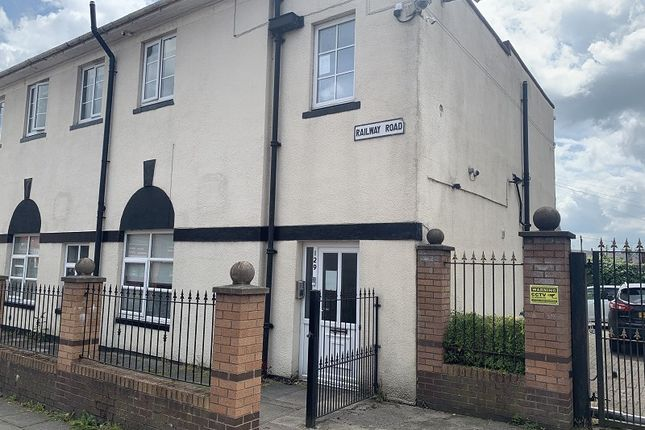 Thumbnail Studio to rent in 129 Railway Rd, Leigh, Greater Manchester.