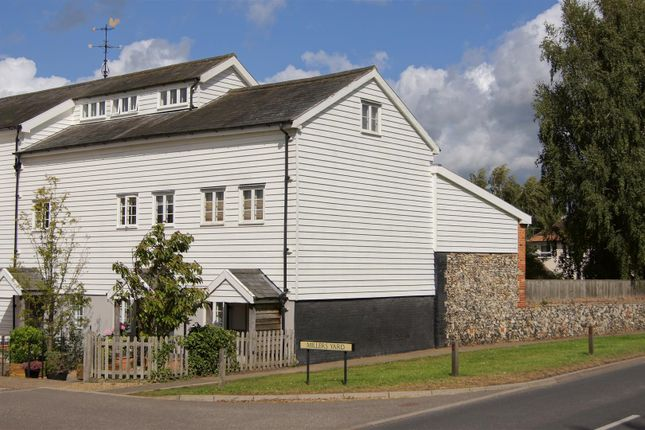 Thumbnail End terrace house for sale in Hopton Road, Barningham, Bury St. Edmunds