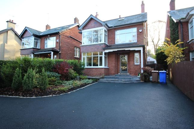 Thumbnail Detached house to rent in Upper Malone Road, Belfast