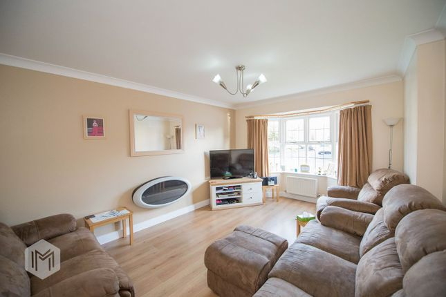 Thumbnail Detached house for sale in Arncliffe Close, Hindley, Wigan