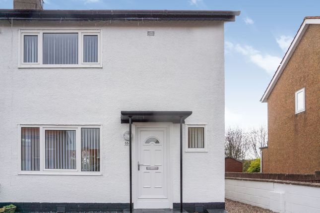 End terrace house for sale in Glenogil Street, Montrose
