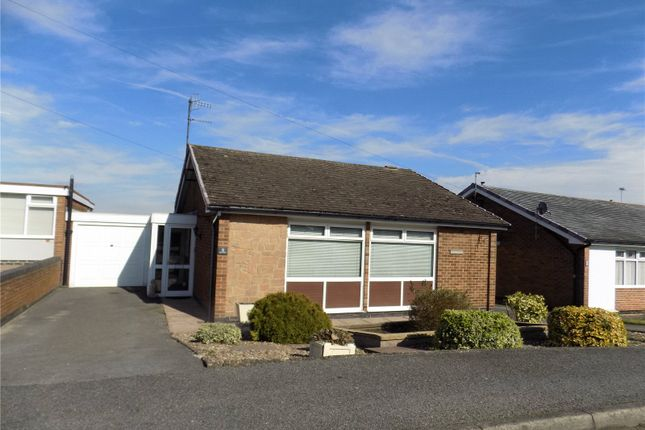 Thumbnail Bungalow for sale in St. Lawrence Close, Heanor, Derbyshire