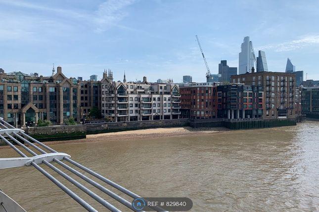 Thumbnail Flat to rent in Trig Lane, London