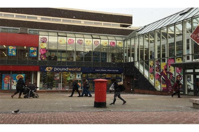 Thumbnail Retail premises to let in Quasar Centre, Park Place Shopping Centre, Walsall, West Midlands, UK