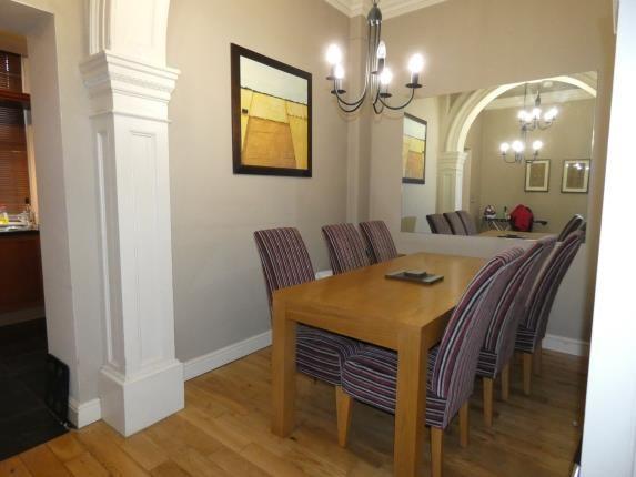 Dining Room of Burleigh Mews, 10 Stafford Street, Derby, Derbyshire DE1