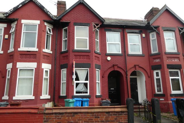 Thumbnail Terraced house to rent in Scarsdale Road, Manchester