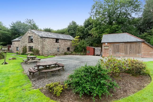 Thumbnail Detached house for sale in St. Neot, Liskeard