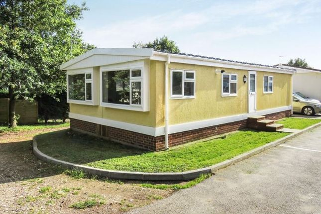 Thumbnail Mobile/park home for sale in Weston Hill Park, Derby, Derbyshire