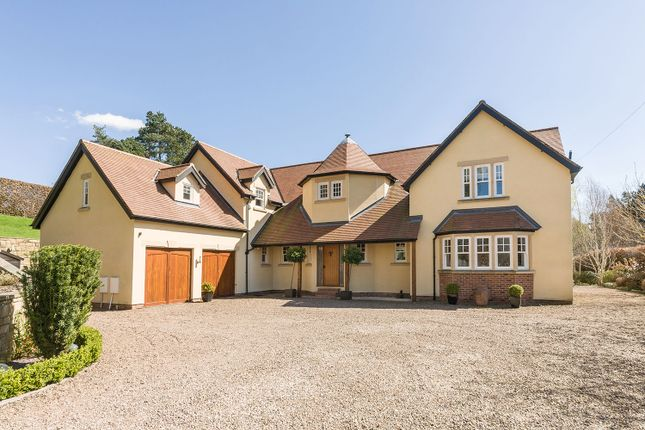Thumbnail Detached house for sale in Nether Ridge, 27 Painshawfield Road, Stocksfield, Northumberland