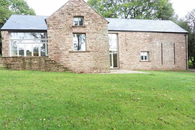 Thumbnail Detached house to rent in Panta Farm, Chepstow, Monmouthshire