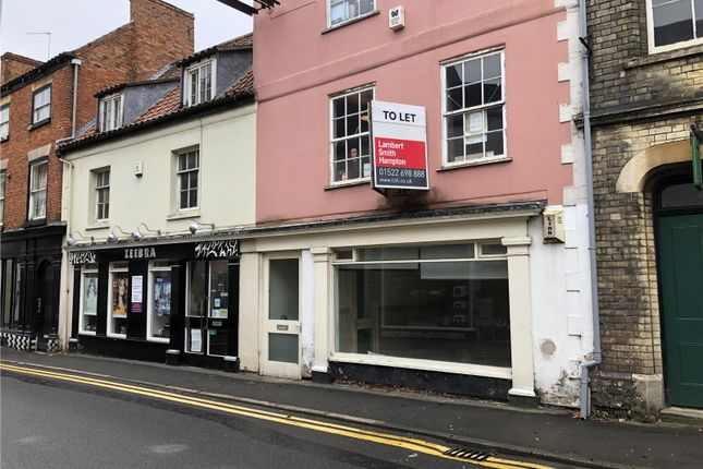 Thumbnail Retail premises to let in 17A, Westgate, Sleaford, Lincolnshire