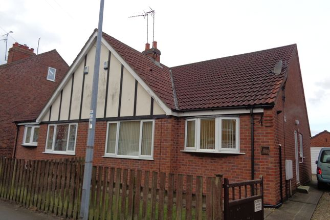 Thumbnail Bungalow to rent in Brookland Road, Bridlington