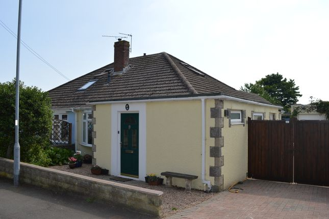 Semi-detached bungalow for sale in Fairfield Crescent, Llantwit Major