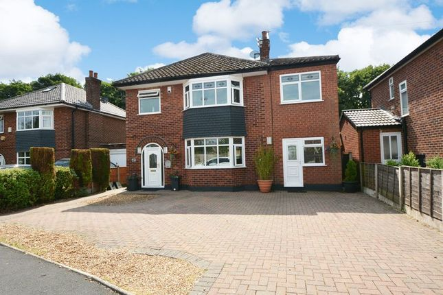 Thumbnail Detached house for sale in Partridge Avenue, Baguley, Manchester
