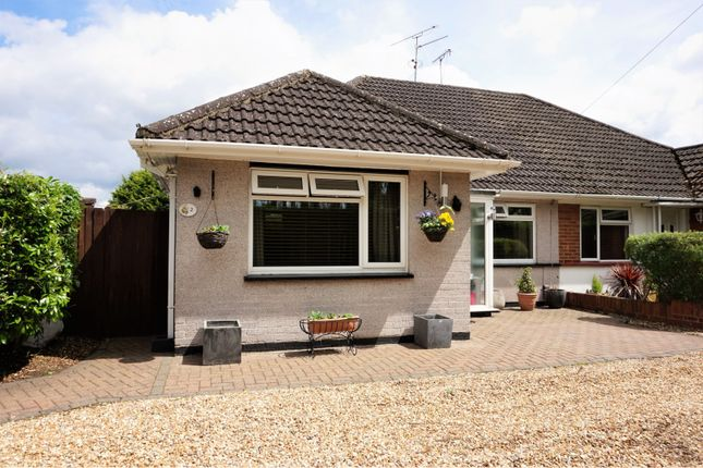 Thumbnail Semi-detached bungalow for sale in Lynn Way, Farnborough